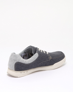 Navy Canvas Step Isle Laceを見る