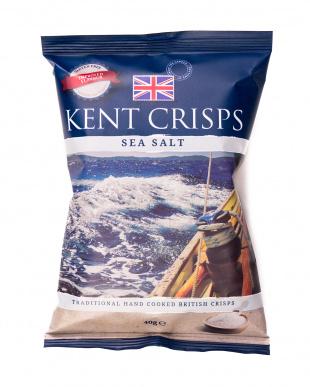 英国産厚切りポテトチップス シーソルト/シーソルト&ビネガー&ビデンデンシードル 2種 8個セットを見る