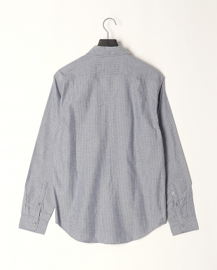 Dark Denim YD LS flannel intrnal pocketを見る