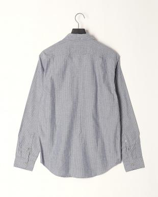 Dark Denim YD LS flannel intrnal pocketを見る