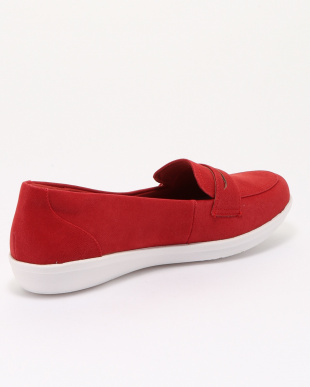 Red Synthetic Nubuck Ayla Formを見る