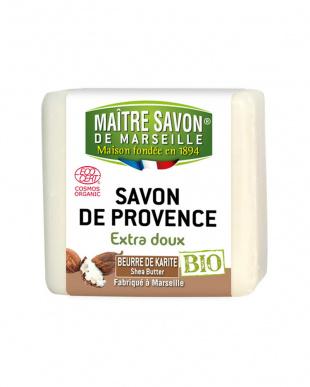 サボン・ド・プロヴァンス・ビオ シアバター 100g 4個セットを見る