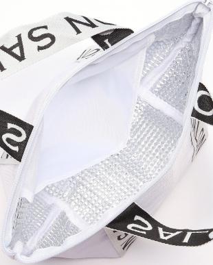 ホワイト 【SALON adam et rope' オリジナル】クーラーランチバッグを見る