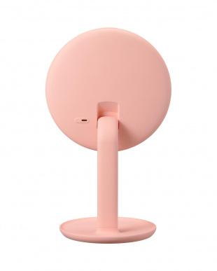 ピンク イミラ メイクアップミラーを見る