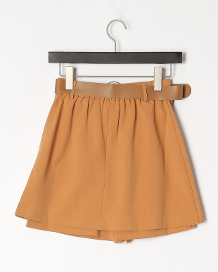 YE ショートパンツインスカートを見る