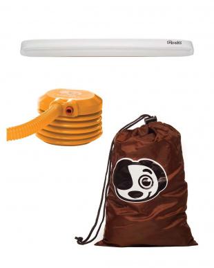 シングル エアベッドガード 専用ポンプ&キャリーバッグ付を見る