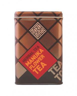 TEA TOTAL マヌカフラワーティ/カモミールティー 2缶セット(リーフタイプ)を見る