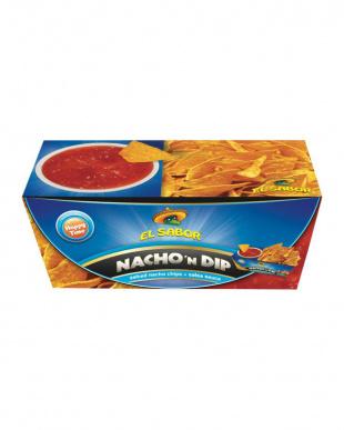 ナチョディップ サルサ/チーズ 2種 計4個セットを見る