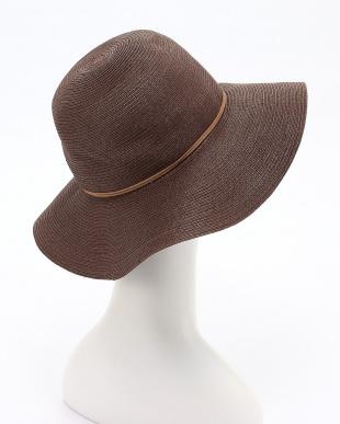 ブラウン アンダリ レザータッセル HATを見る