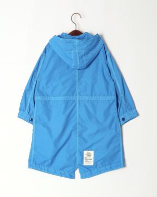 ブルー ニュートレックギア モッズ コートを見る