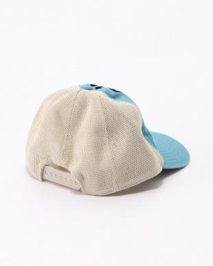 44BL淡青 メッシュ CAPを見る