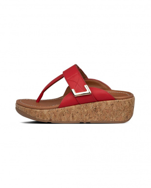 RED REMI ADJUSTABLE TOE THONGSを見る