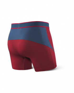 DEEP RED BLUE KINETIC BOXER BRIEFを見る