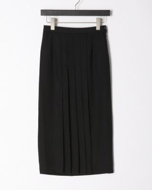 ブラック イージーケア スカートを見る