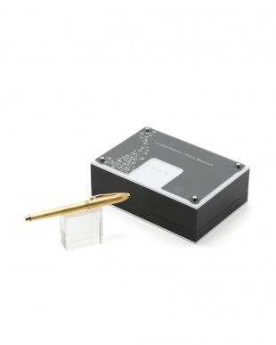 サクラゴールド タウンゼント リミティッド サクラ 23金 ゴールドプレート 万年筆を見る