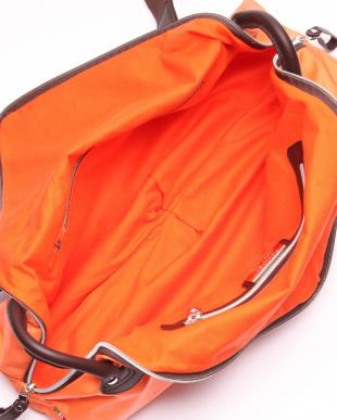 オレンジ ハンドバッグ、トートバッグを見る