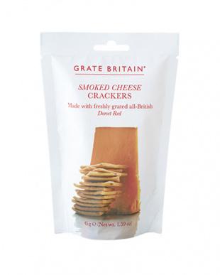 グレイトブリテン スモークチーズクラッカー2個・ブルーチーズクラッカー2個セットを見る