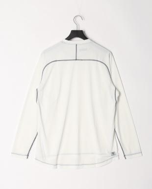 ホワイト 防虫 UVカット ロングスリーブTシャツを見る