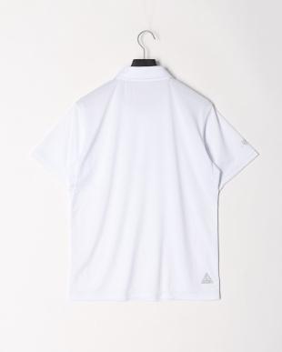 ホワイト ひんやりドライ 吸汗速乾 ポロシャツを見る