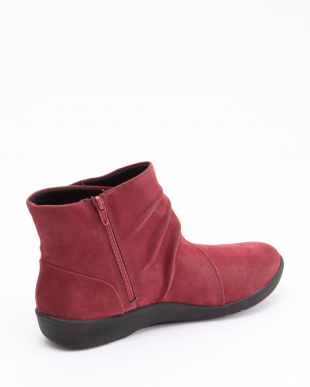 Burgundy Synthetic Nubuck Sillian Tanaを見る