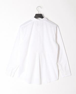 White YD LS Boyfriend Shirtを見る