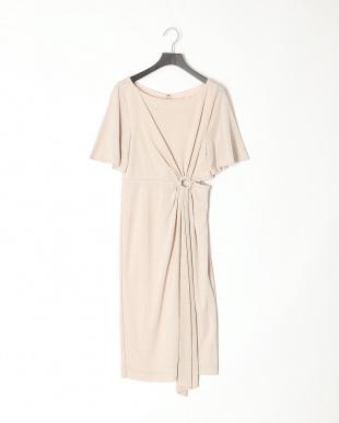 Pink BEG シャイニースリットドレスを見る