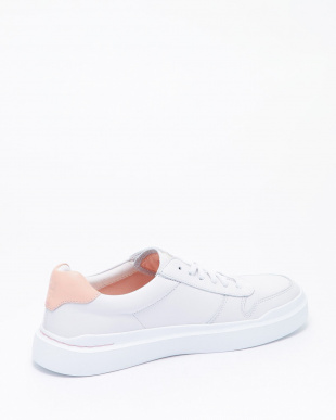 GP RALLY COURT SNKR:OPTIC WHT/PEACHを見る