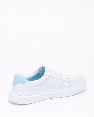 GP RALLY COURT SNKR:OPTIC/CRYSTL BLUEを見る