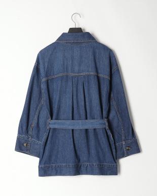 ブルー デニムCPOジャケットを見る