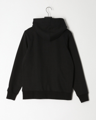 BLACK HEAVY WEIGHT ZIP PARKA(MJ)を見る