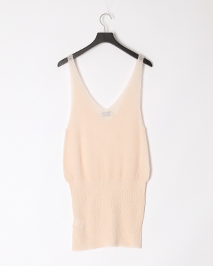 coral JAZZY MOHAIR LONG TANK TOPを見る