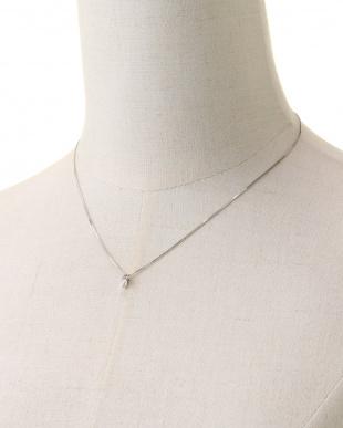 PT ダイヤモンド ネックレス 0.5ct Hカラー SI2クラス GOODカット 鑑定書付を見る