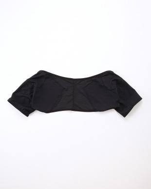 ブラック 着るだけMAX美姿勢ベルトを見る