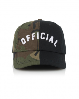 BLACKCAMO OFFICIAL ARC SPRIT CAP - CAMO/BLKを見る