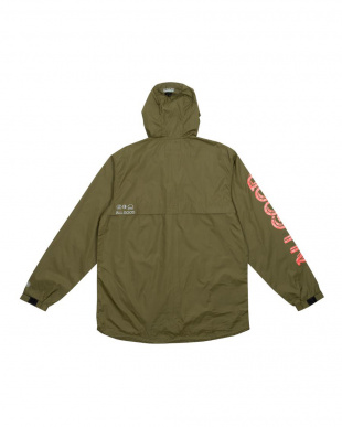 OLIVE ALL GOOD MEADOW DESCENT - GREENを見る