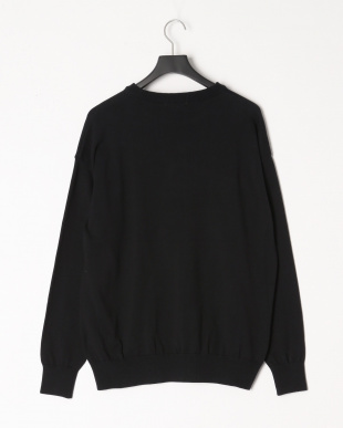 BLACK ALL TIME KNIT CREWを見る