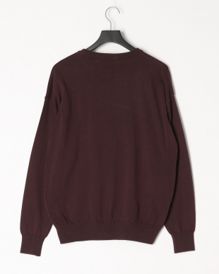 BROWN ALL TIME KNIT CREWを見る