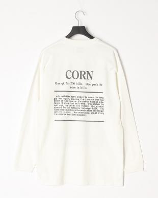 WHITE re.mate×niche vg long-sleeve t-shirts(CORN)を見る