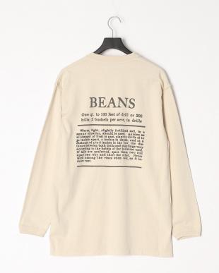 ECRU re.mate×niche vg long-sleeve t-shirts(BEANS)を見る
