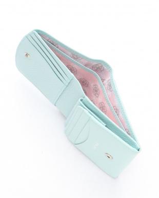 ライトピンク ラデュレII 二つ折り財布を見る