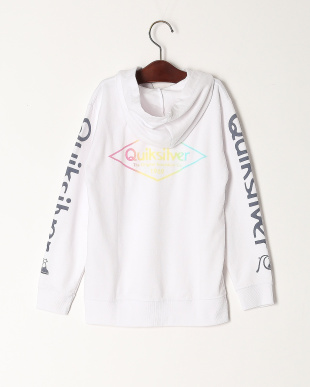 WHT DIAMOND TAIL HOODY Kを見る