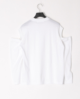 01/white Silket jersey long sleevesを見る