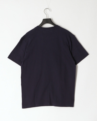 13/navy Embroidery pocket T-shirtを見る