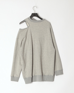 24/gray Sweat cotton L/Sを見る