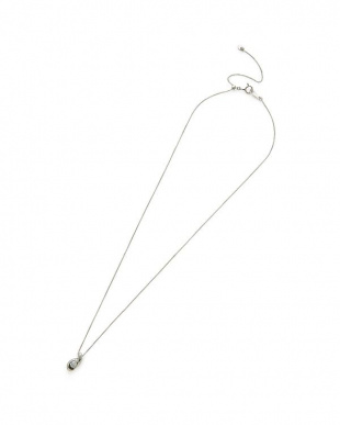 プラチナ ミニ鑑別書付 PT900×850 ダイヤモンド 0.20ct デザインネックレスを見る