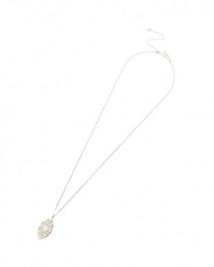 プラチナ Pt900 ダイヤモンド0.25ct モチーフ ネックレスを見る