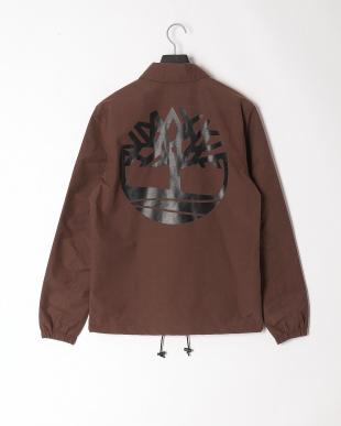Chocolate Brown Asia SMU Coach Jacketを見る