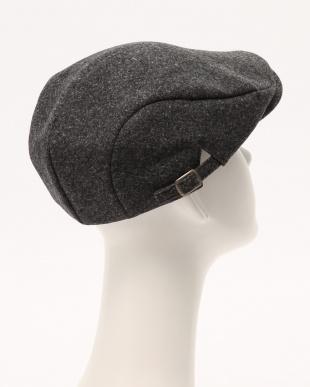 グレー系 帽子を見る