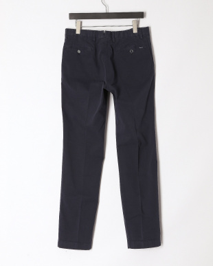 NAVY STRETCH TWILL CHINOを見る