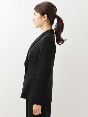 ブラック 【日本製】テーラードデザインジャケット GEORGES RECHを見る